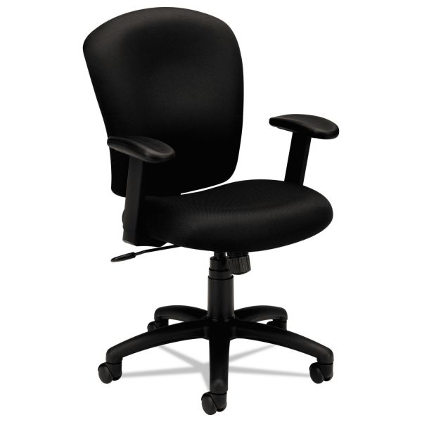 basyx by HON HVL220 Mid-Back Task Chair