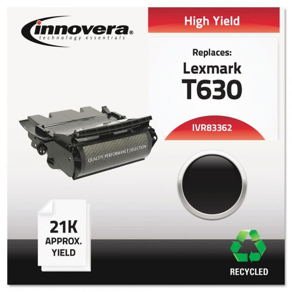 Innovera Remanufactured Lexmark T630 High Yield Toner Cartridge