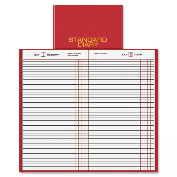 At-A-Glance Standard Daily Diary Journal