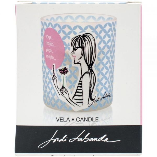 """Unscented Candle 3.75""""X2.5"""""""