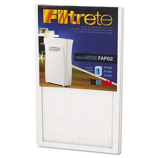 Filtrete FAPF02-4 Replacement Air Cleaning Filter