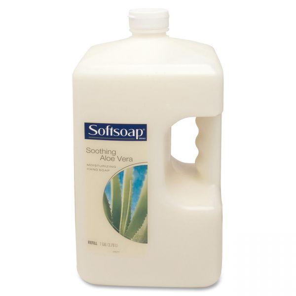 Softsoap Liquid Hand Soap with Soothing Aloe Vera Refills