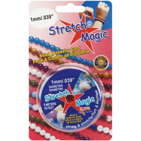 Stretch Magic Bead & Jewelry Cord