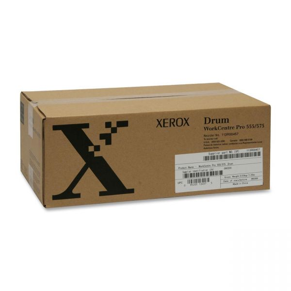 Xerox 113R457 Drum Cartridge, Black
