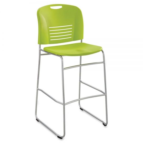 Safco Vy Sled Base Big & Tall Bistro Chair