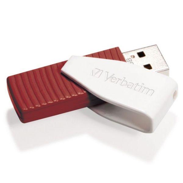 Verbatim 16GB Swivel USB Flash Drive