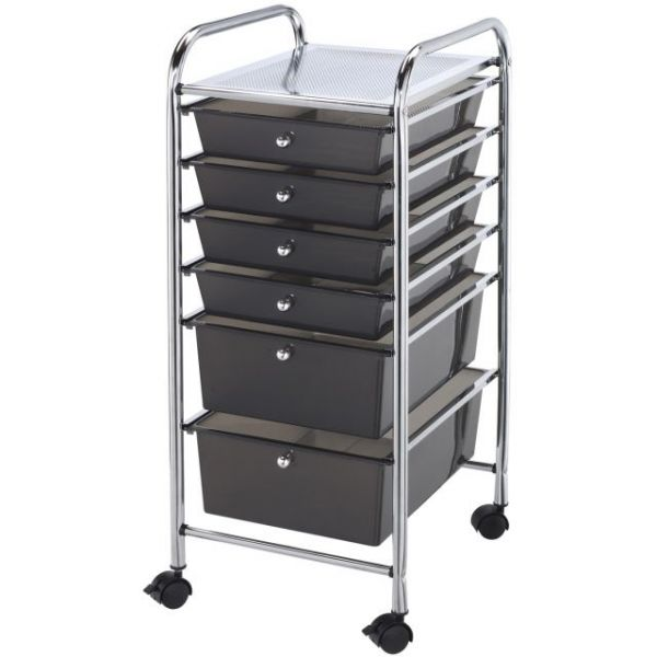 Blue Hills Studio Storage Cart
