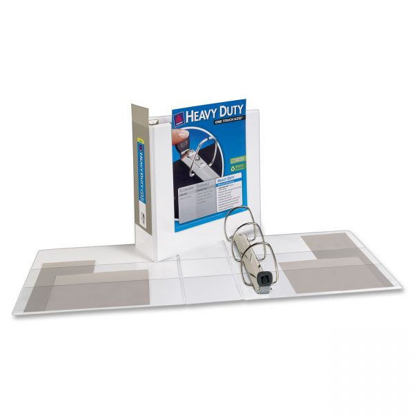"""Avery Heavy-Duty Reference 4"""" 3-Ring View Binder"""