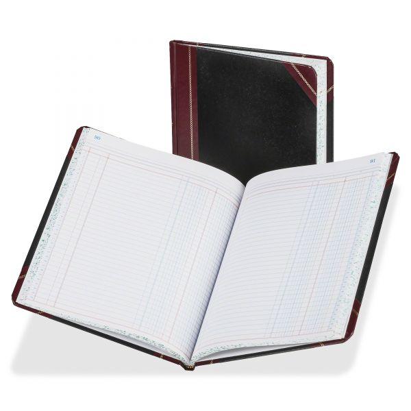 Boorum & Pease 2 Column Ledger Book