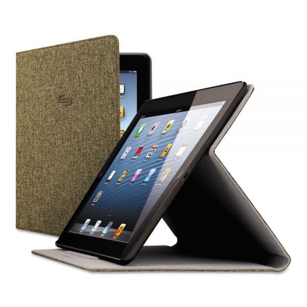 Solo Avenue Slim Case for iPad Air, Brown