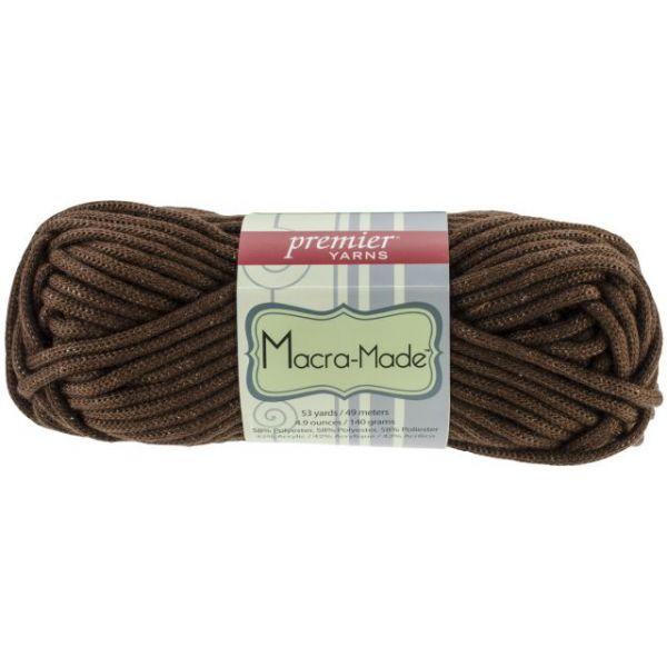Premier Macra-Made Yarn - Espresso