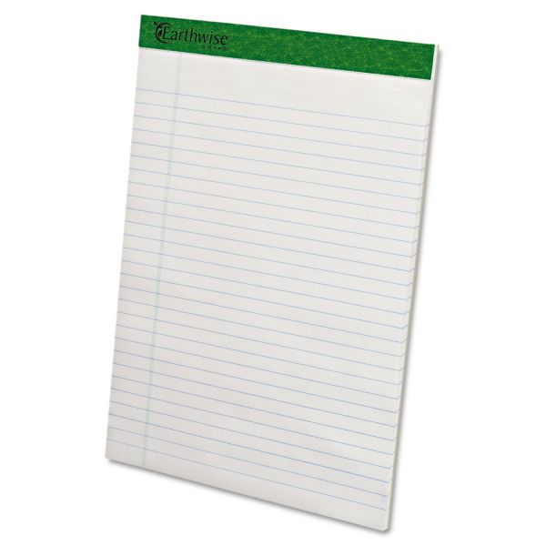 Earthwise Ampad Letter-Size Legal Pads
