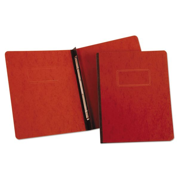 Oxford Red PressGuard Report Cover