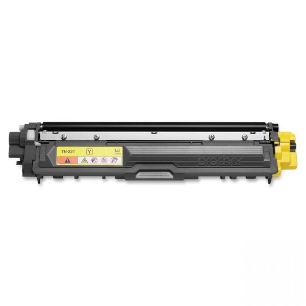 Brother TN-221Y Toner Cartridge