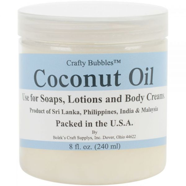 Coconut Oil 8oz