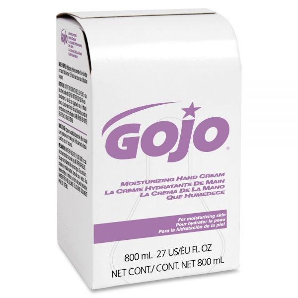 Gojo Bag-in-Box Moisturizing Hand Cream Refill
