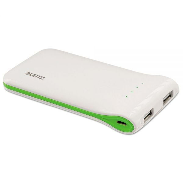 Leitz Mobile Battery Pack, USB, White