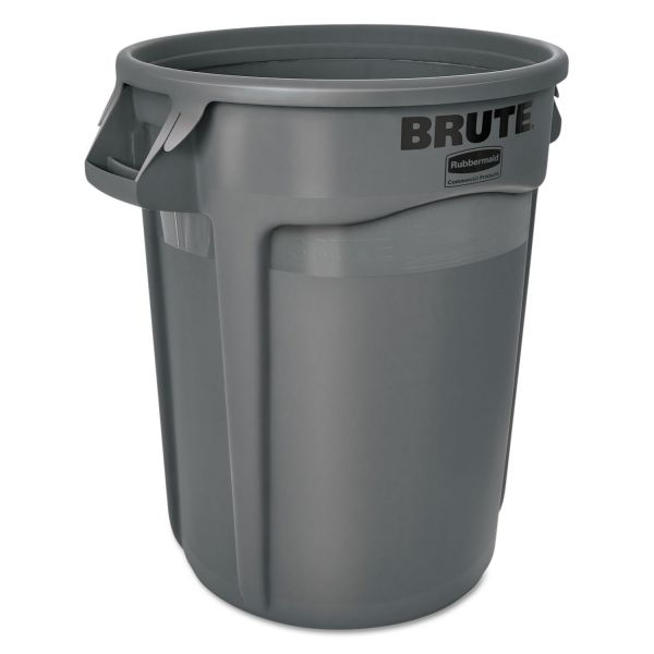 Rubbermaid Commercial Brute 32 Gallon Trash Can