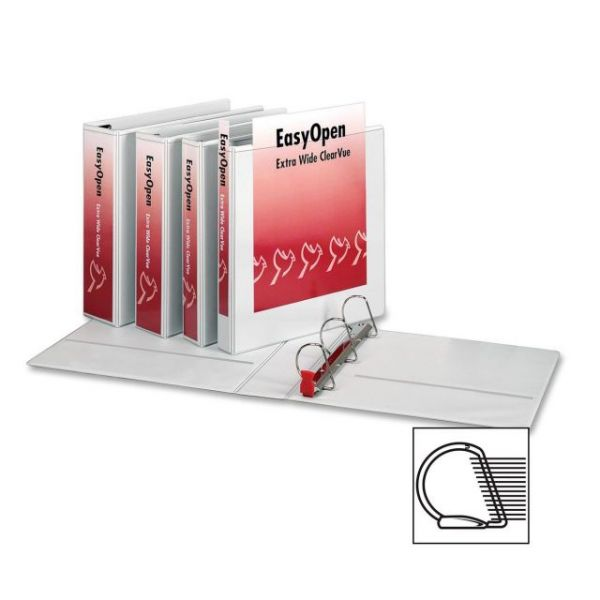 "Cardinal Extra Wide 2"" 3-Ring View Binder"
