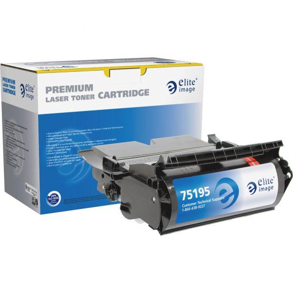 Elite Image Remanufactured Lexmark 12A6735 Toner Cartridge
