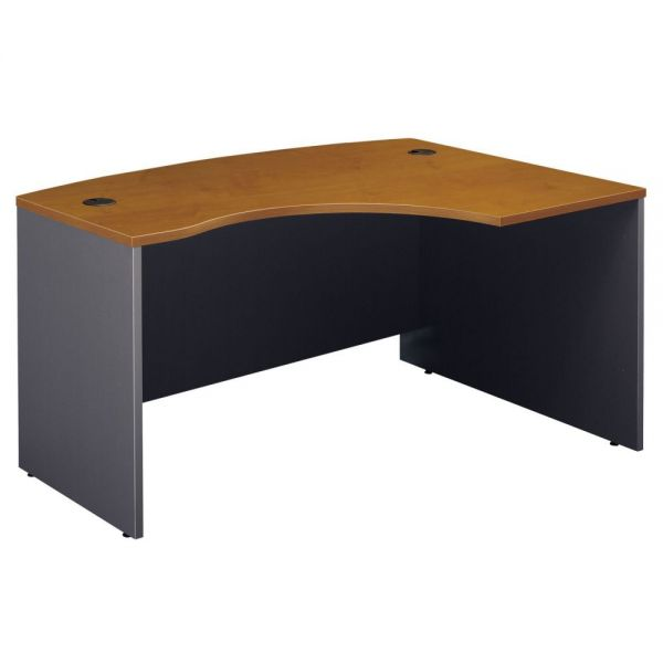 bbf Series C Right L-Bow Office Desk by Bush Furniture