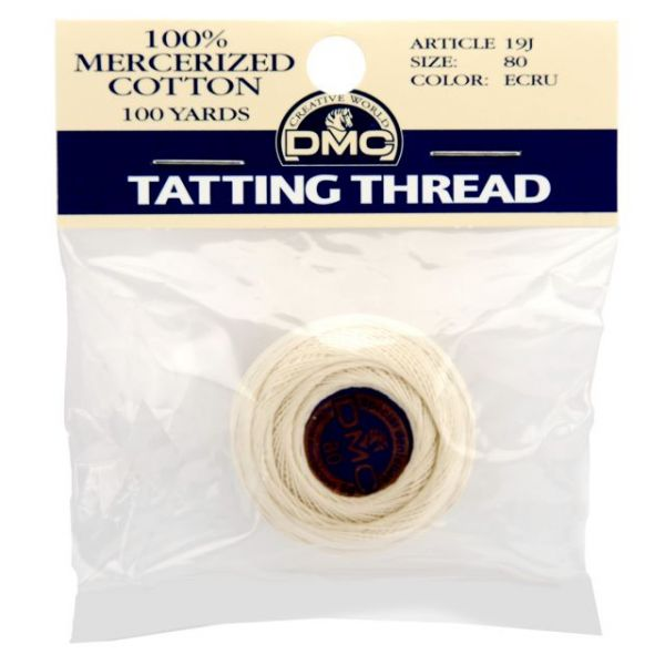 Brilliant Tatting Crochet Thread