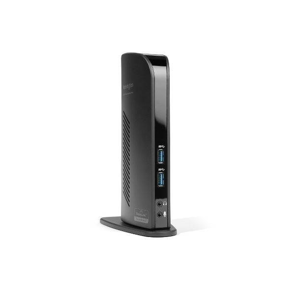 Kensington USB 3.0 Docking Station with Dual DVI/HDMI/VGA Video sd3500v