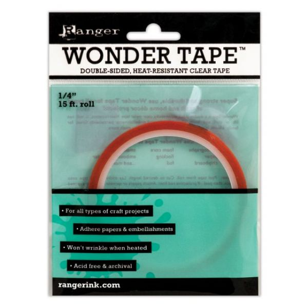 Inkssentials Wonder Tape Redline
