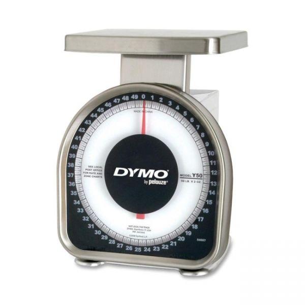 Pelouze DYMO 50 lb. Mechanical Shipping Scale