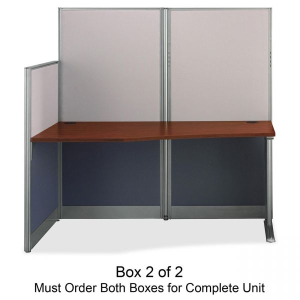 bbf Office in an Hour Straight Workstation by Bush Furniture