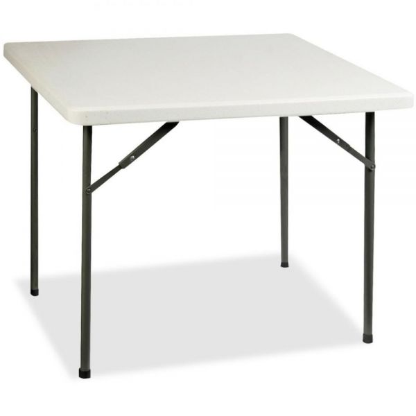 Lorell Banquet Square Folding Table