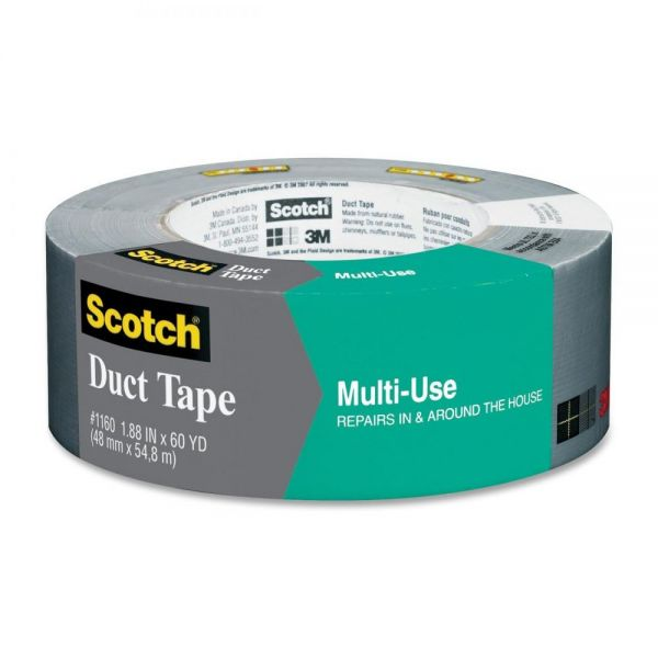 Scotch 2x60 Multi-Use Duct Tape