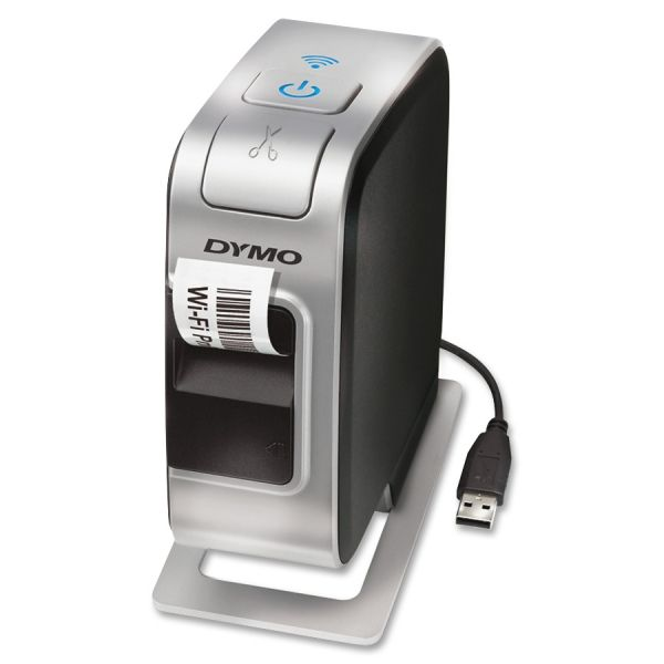 DYMO LabelManager Wireless Plug/Play for PC or Mac, 2 4/5w x 5 7/10d x 6 3/10h