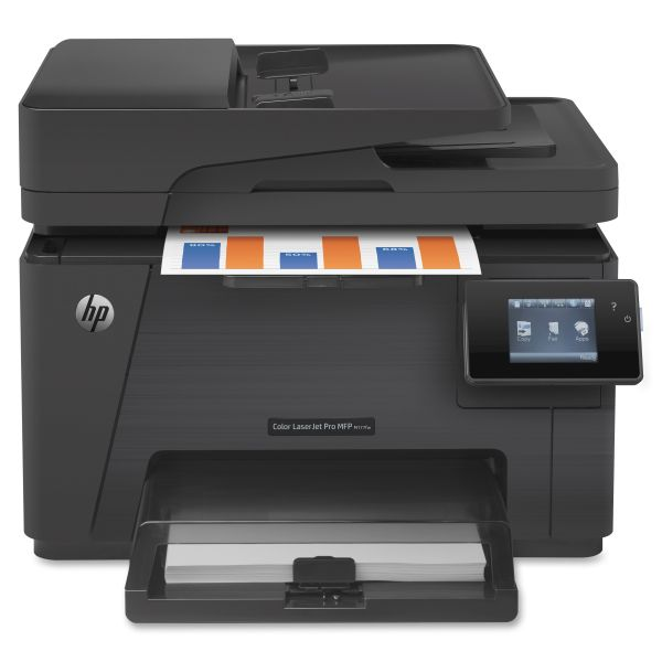 HP Color LaserJet Pro M177 Wi-Fi Multifunction Laser Printer