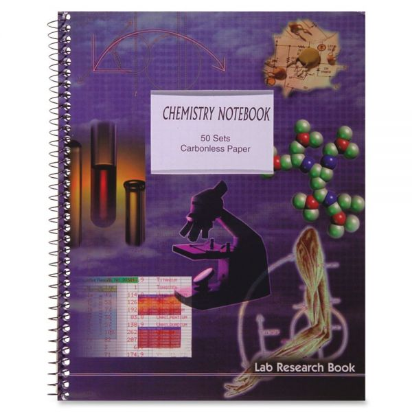 Roaring Spring Chemistry Notebook