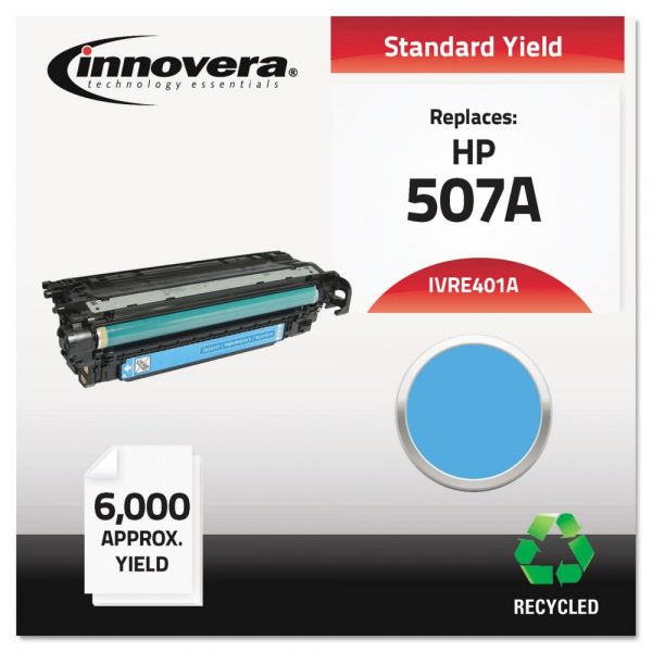 Innovera Remanufactured HP M551 (CE401A) Cyan Toner Cartridge