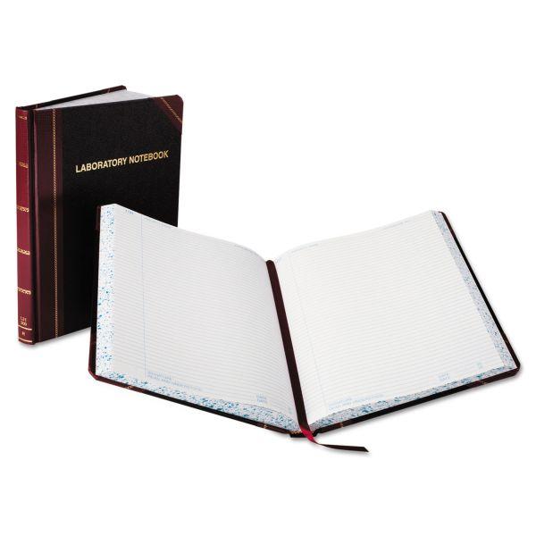 Boorum & Pease Boorum Laboratory Record Notebooks