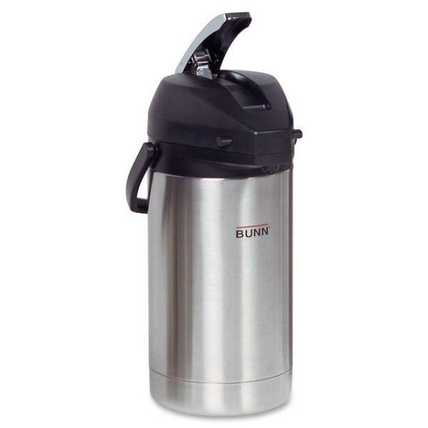 BUNN 3.0L Stainless Steel Airpot
