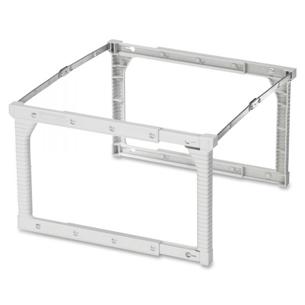 """Pendaflex Snap-Together Hanging Folder Frame, Letter/Legal Size, 24-27"""" Long, 4/Box"""