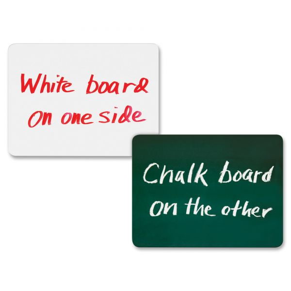 Chenille Kraft Combination Dry-Erase/Chalkboard
