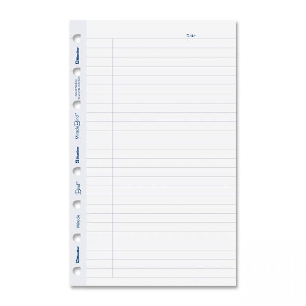 Blueline MiracleBind Notebook Refill