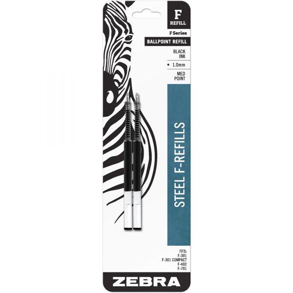 Zebra Pen F-Series Pen Refills