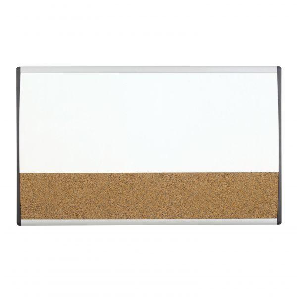 Quartet Arc Cubicle Combination Board