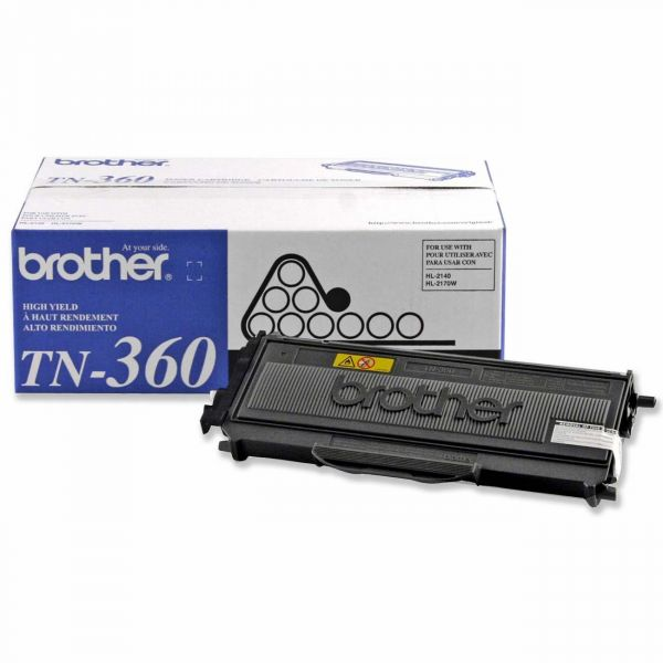 Brother TN-360 Toner Cartridge