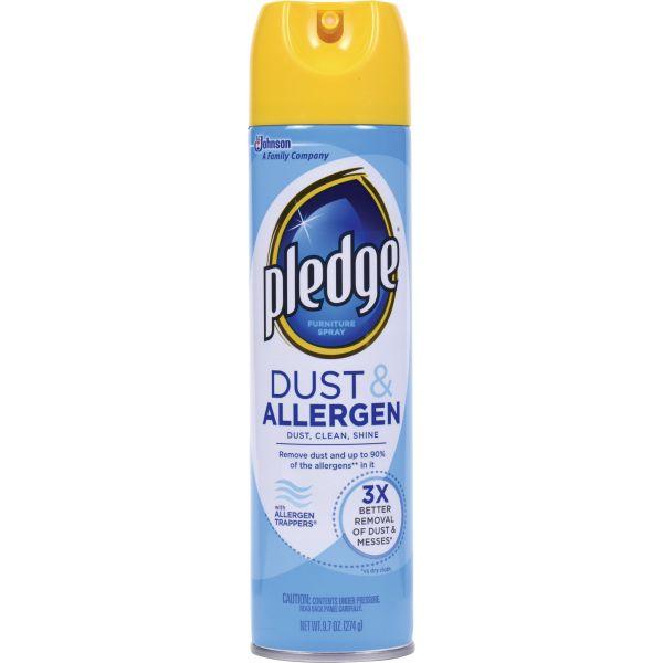 Pledge Dust/Allergen Furniture Spray