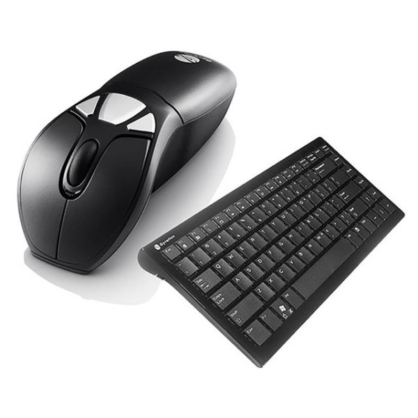 Gyration Air Mouse GO Plus with Compact Keyboard