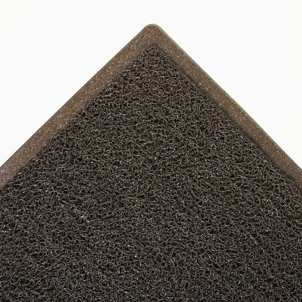 3M Dirt Stop Scraper Mat, Polypropylene, 36 x 60, Chestnut Brown