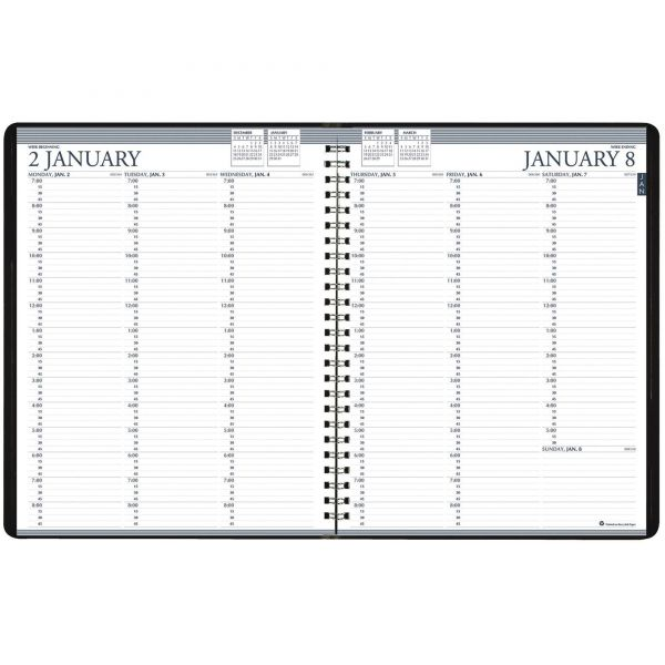 House of Doolittle Executive Vertical Weekly Appointment Book