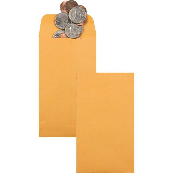Quality Park #5 1/2 Coin Envelopes
