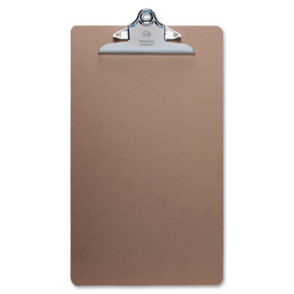 Business Source Hardboard Clipboard